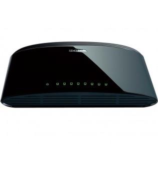 D-Link 8-Port 10/100Mbps Fast Ethernet Unmanaged Switch