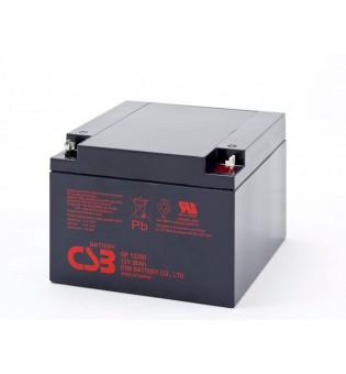 CSB - Battery 12V 26Ah