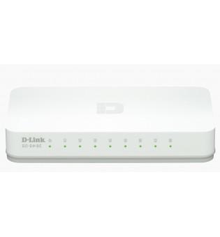 D-Link 8-Port 10/100M Desktop Switch