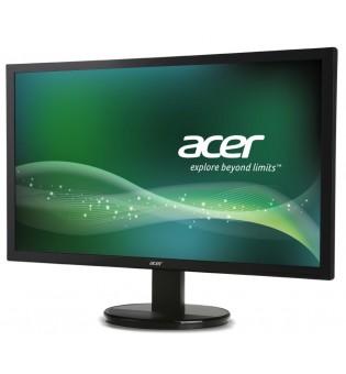 """Acer K222HQLbd, 21.5"""" Wide TN LED, 5ms, 100M:1 DCR, 200 cd/m2, 1920x1080 FullHD, DVI, Black"""