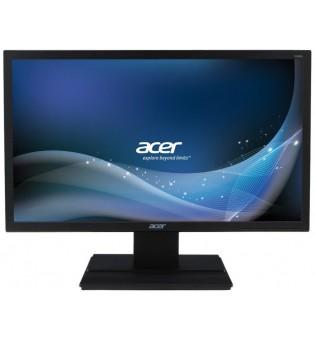 """Acer V226HQLBbd, 21.5"""" Wide TN LED, 5 ms, 100M:1 DCR, 200 cd/m2, 1920x1080 FullHD, DVI, VGA, Black"""