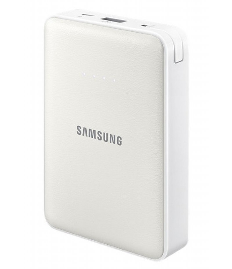 Samsung External Battery Pack 8400mAh White