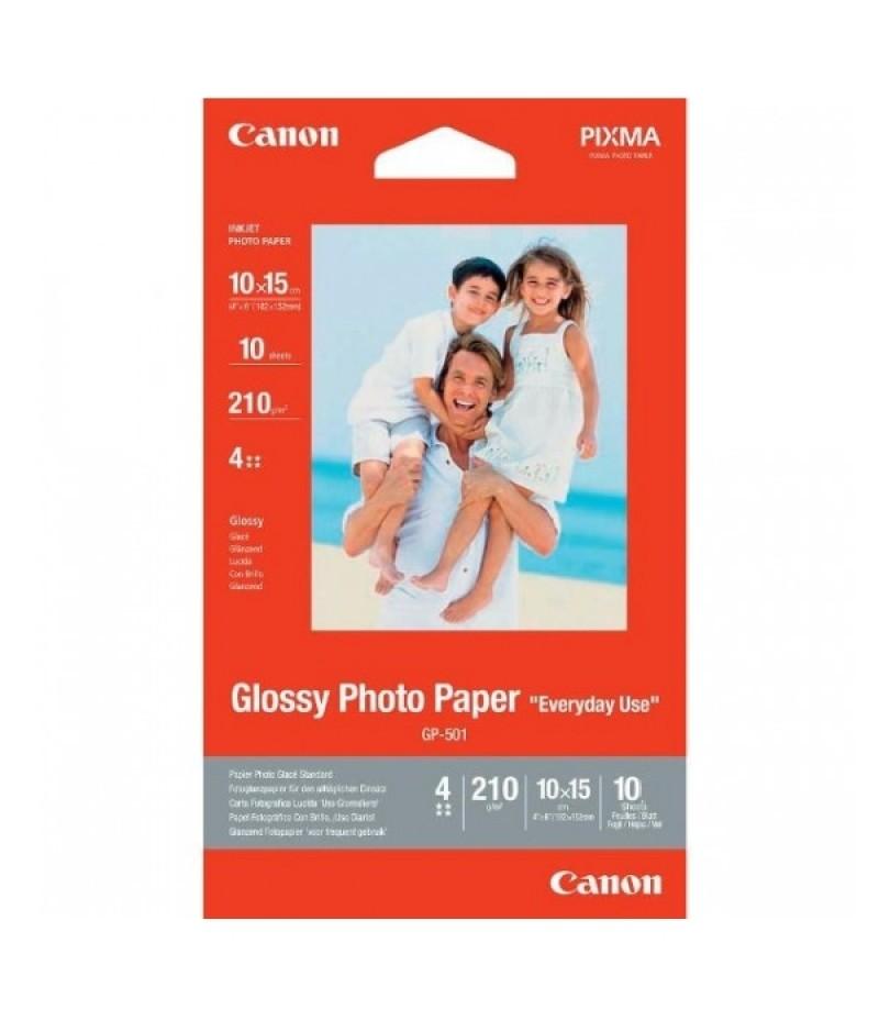Canon GP-501 10x15 cm, 10 Sheets