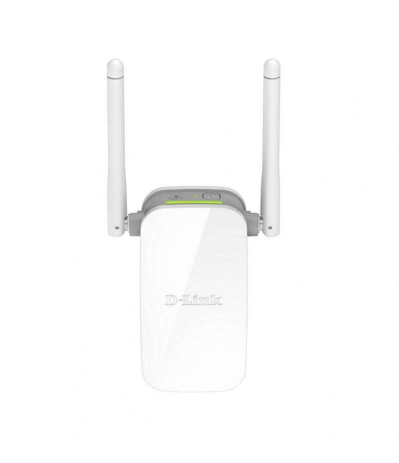 D-Link Wireless Range Extender N300 With 10/100 port and external antenna