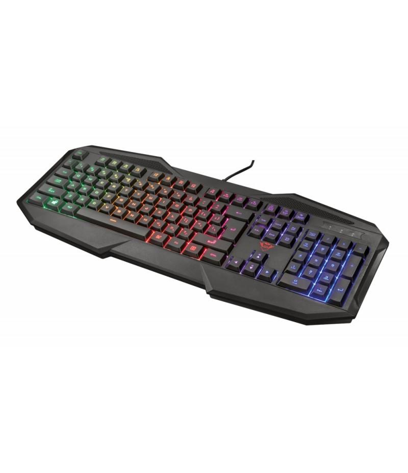 TRUST GXT 830-RW Avonn Gaming Keyboard