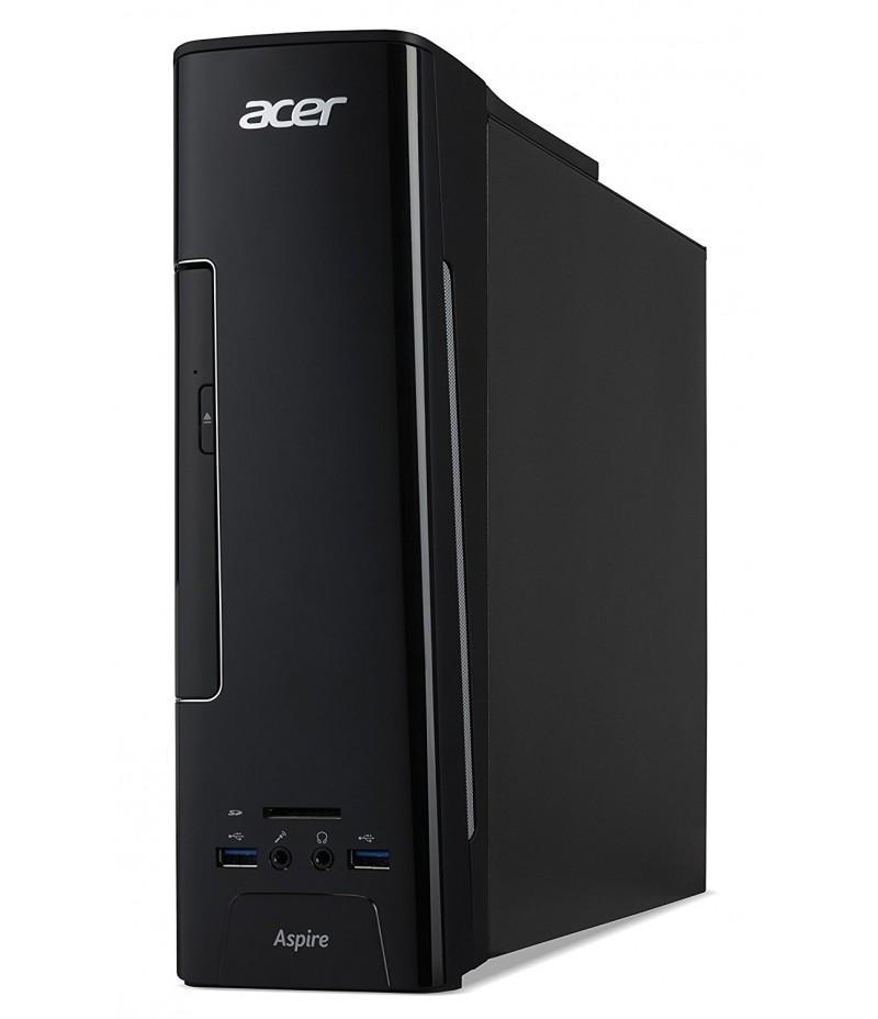 Acer Aspire XC-780, Intel Pentium G4560 3.50GHz, 3MB), 4GB DDR4, 1TB HDD, DVD+/-RW, NVIDIA GeForce GT720 2GB, Internal 5.1 Audio, CardReader, No KB&Mouse&Speaker, MS Windows 10 Home