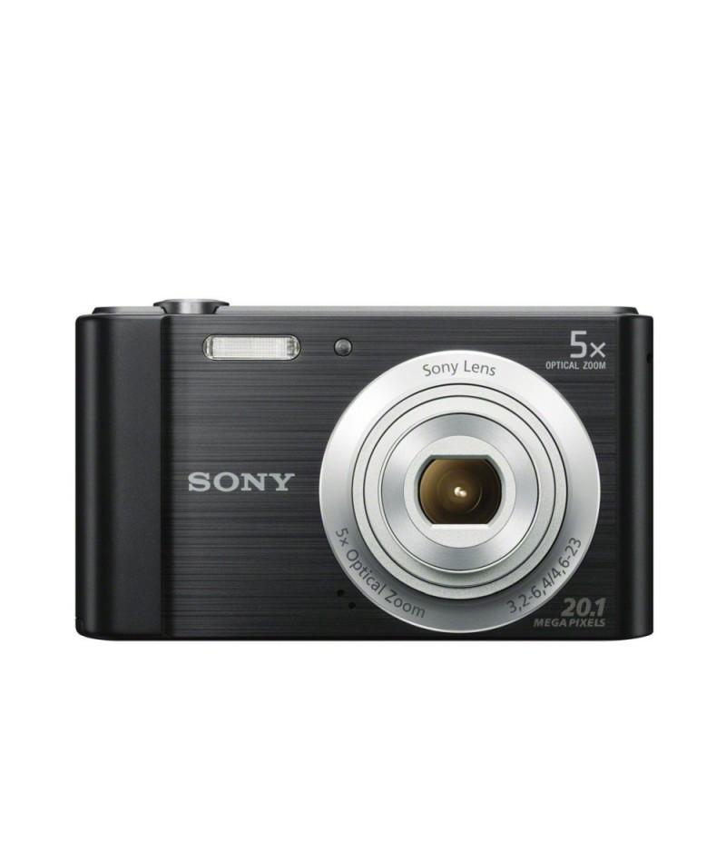 Sony Cyber Shot DSC-W800 black