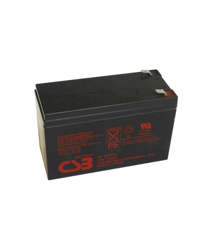 CSB - Battery 12V 7.2Ah