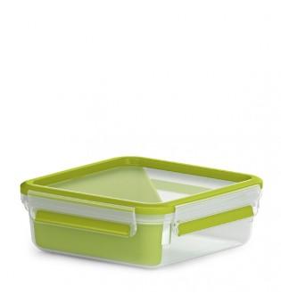 Tefal K3100812, CLIP&GO sandwichbox sq 0.85L TEF