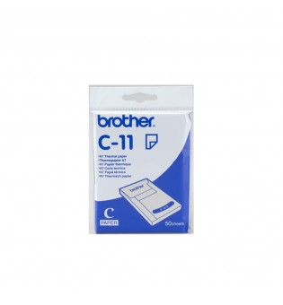 Brother C-11 Thermal Paper A7 (50 sheets)