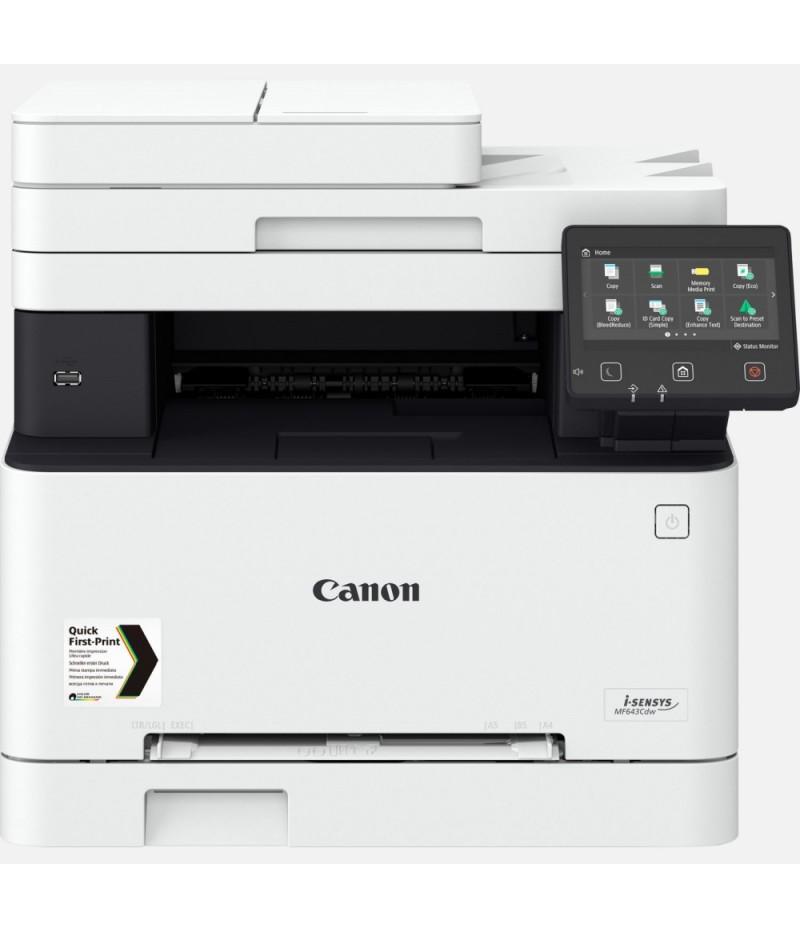 Canon i-SENSYS MF643Cdw Printer/Scanner/Copier