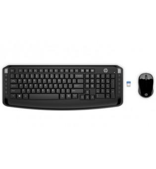 HP Wireless Keyboard & Mouse 300 EURO