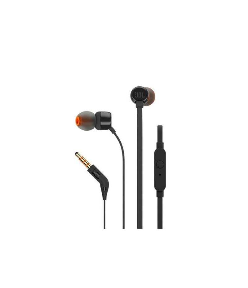 JBL T110 BLK In-ear headphones