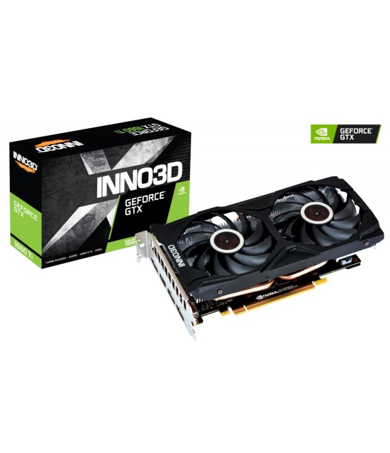 Inno3D GeForce GTX 1660 Ti GAMING OC X2 RGB