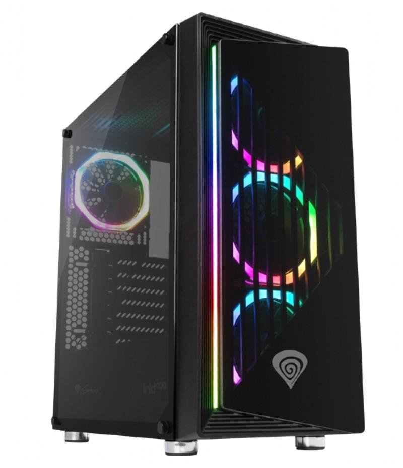 Genesis Case Irid 400 Rgb