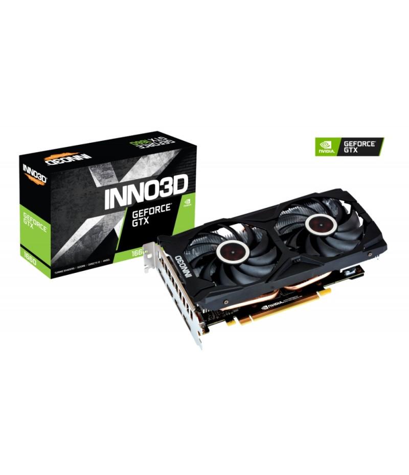 Inno3D GeForce GTX 1660 Super gaming OC X2 RGB