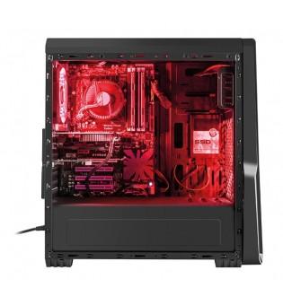 Genesis Case Titan 800 Red Midi Tower Usb 3.0