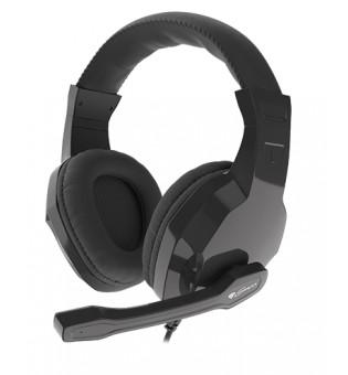 Genesis Gaming Headset Argon 100 Black Stereo
