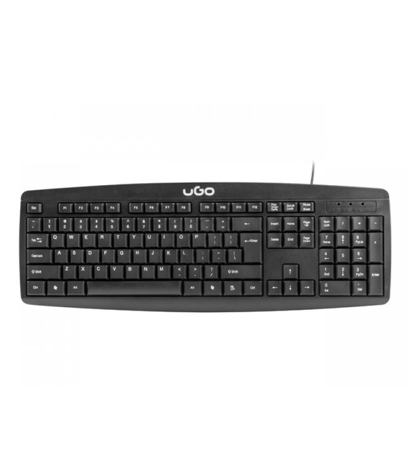 uGo Keyboard KL0-01 US layout