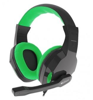 Genesis Gaming Headset Argon 100 Green