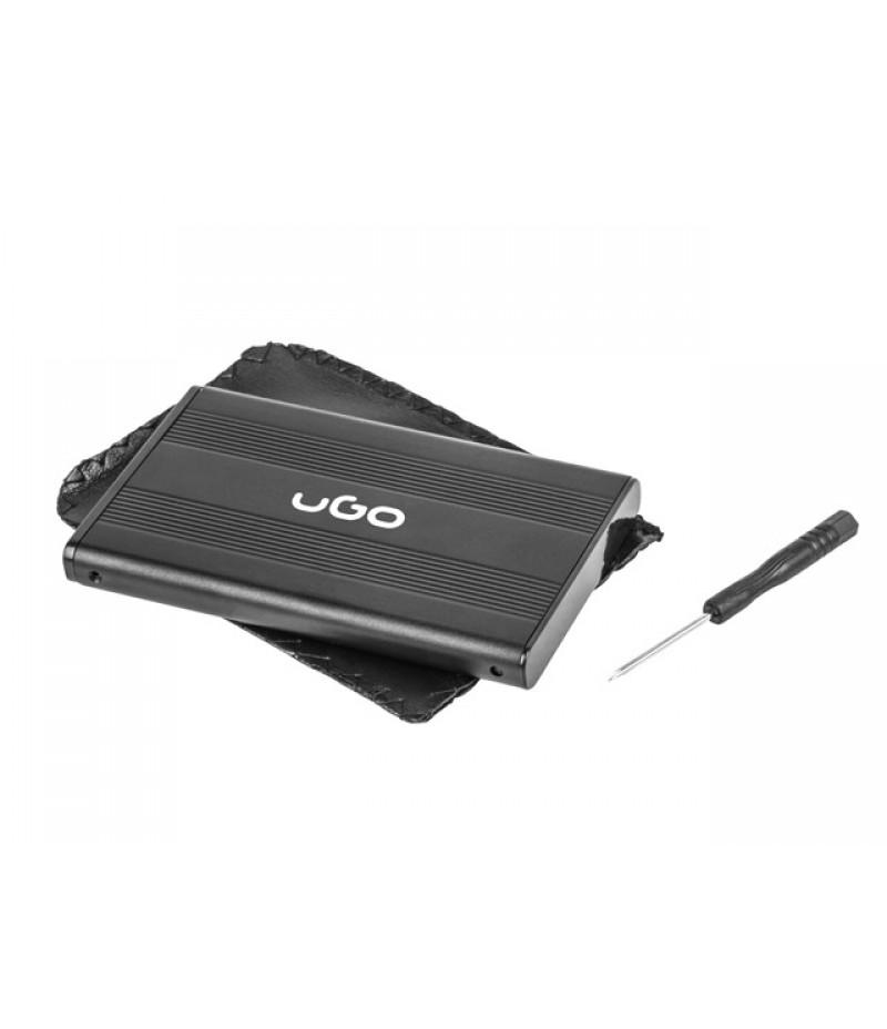 """uGo External enclosure MARAPI S120 SATA 2.5"""" USB 2.0"""