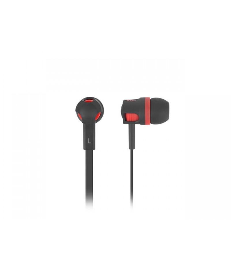 uGo Earphones USL-1244 microphone, Black
