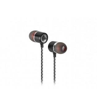 uGo Earphones USL-1245 microphone, Black
