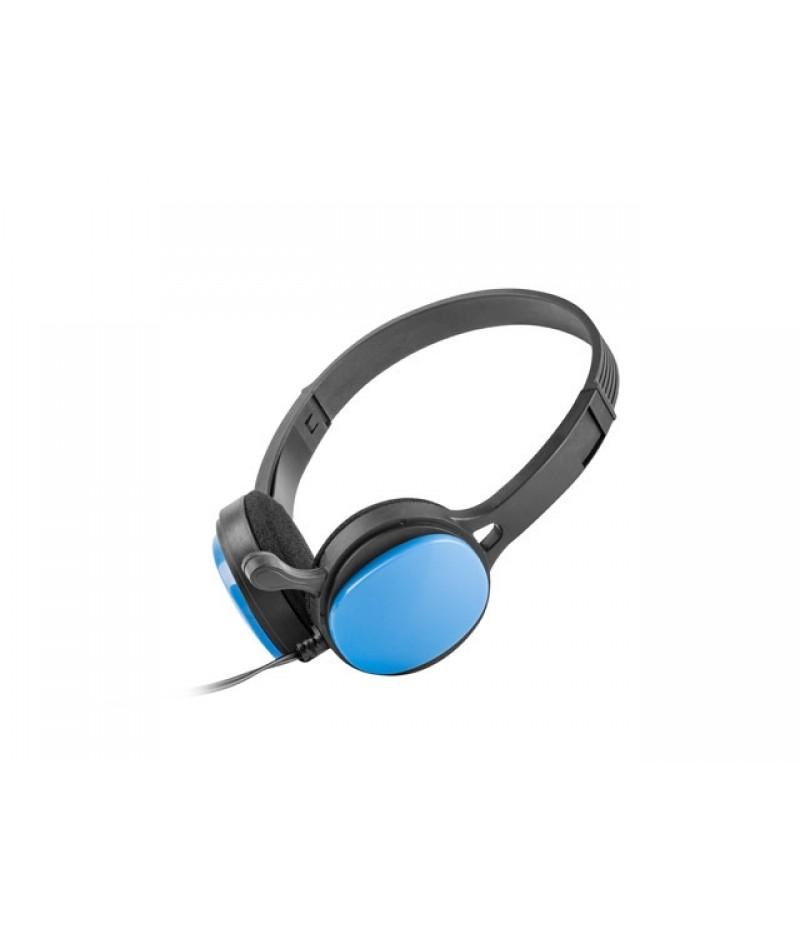 uGo Headset USL-1221 + microphone, Blue