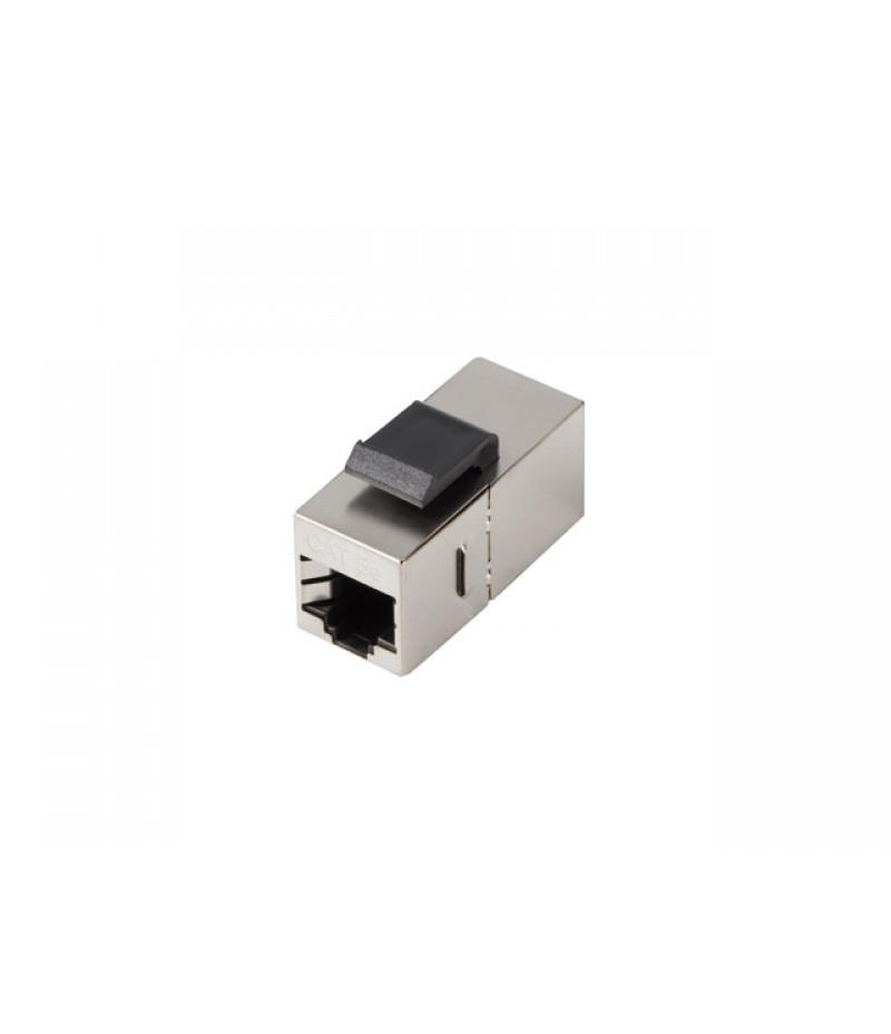 Lanberg feed-trru keystone connector RJ45->RJ45 FTP CAT.5e