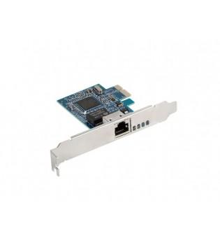 Lanberg network interface card PCI-express gigabit ethernet realtek chipset