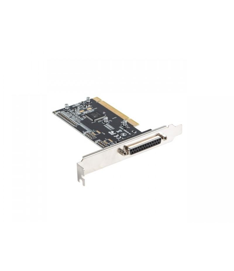 Lanberg extension card PCI lpt (db25) + low profile bracket
