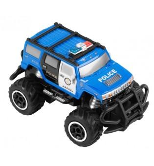 uGo RC police car 1:43, 10km/h