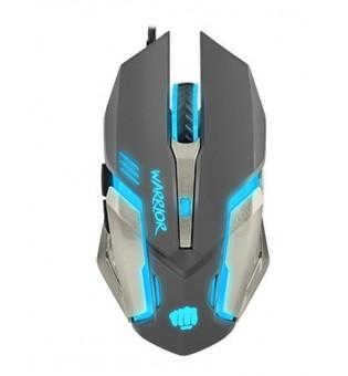 Fury Gaming mouse, Warrior 3200PDI, optical, Illuminated black