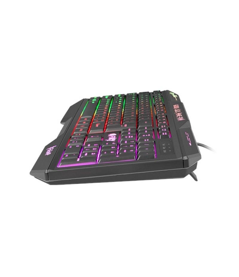 Fury Gaming Keyboard, Hellfire, 2 Backlight, US Layout