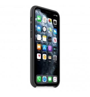 Apple iPhone 11 Pro Leather Case - Black