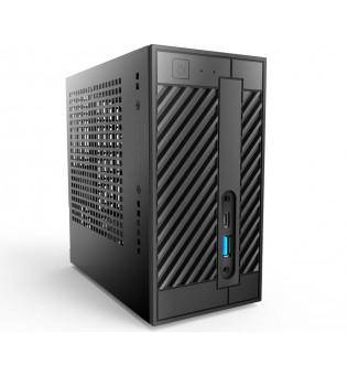 Asrock Deskmini 110/B/BB, Intel Core i3-7100 (3.90Ghz, 3MB, LGA1151), 4GB 2400MHz, 256GB SSD, Intel UHD Graphics, No OS