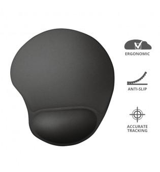TRUST Bigfoot Mousepad - black