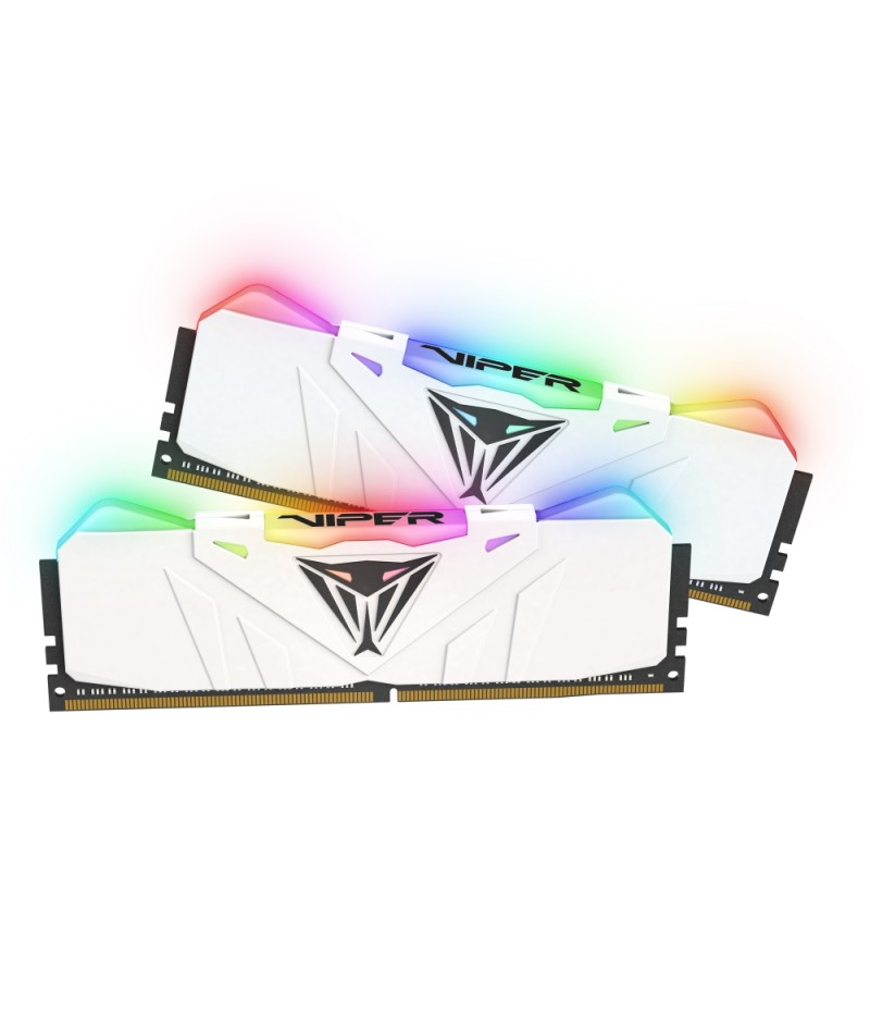Patriot Viper RGB White 16GB (2*8) 3000Mhz
