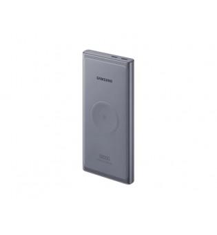 Samsung Wireless Power Bank, USB Type-C, Grey