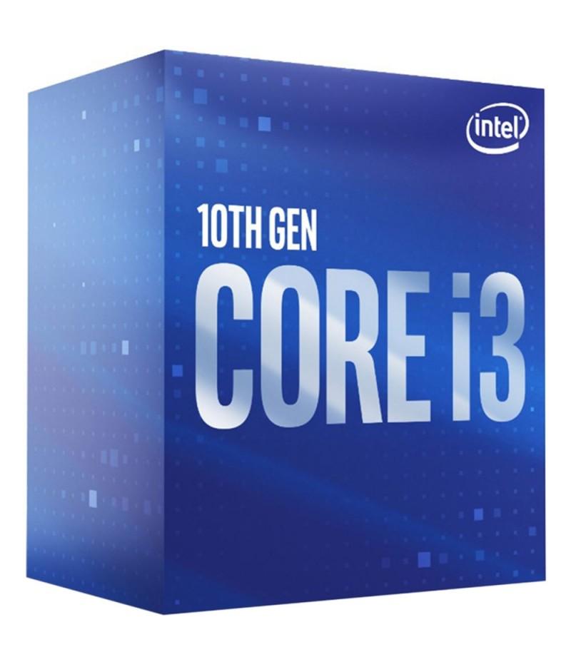 Intel CPU Desktop Core i3-10100 (3.6GHz, 6MB, LGA1200) box