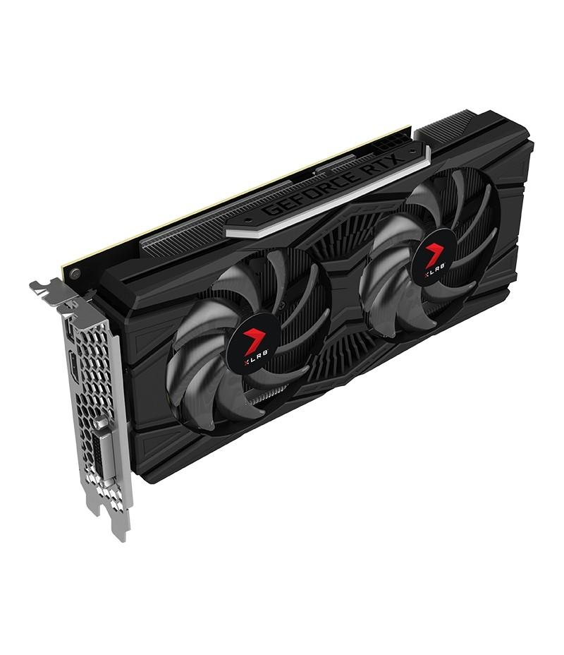 PNY NVIDIA GeForce RTX 2060 XLR8 OC TWIN FAN