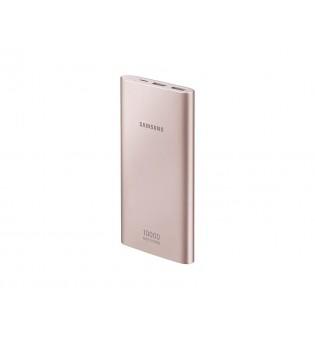 Samsung ULC Battery Pack, 10 000mAh, 10.0A 15W 2Port Type-C, Pink