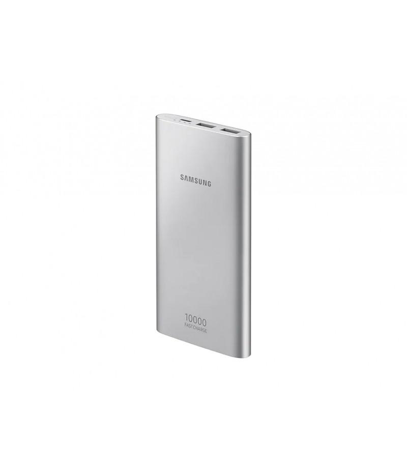 Samsung ULC Battery Pack, 10 000mAh, 10.0A 15W 2Port Type-C, Silver