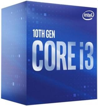 Intel CPU Desktop Core i3-10100F (3.6GHz, 6MB, LGA1200) box