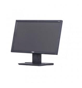 "Acer V206HQLAb, 19,5"" Wide TN LED, 5 ms, 100M:1 DCR, 200 cd/m2, 1600x900, Black"