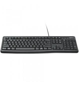 Клавиатура Logitech K120 USB-920-002818 БДС