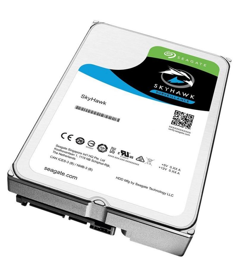 """Твърд диск Seagate HDD SkyHawk 3.5"""" 1TB SATA 6Gb/s 5900 ST1000VX005"""
