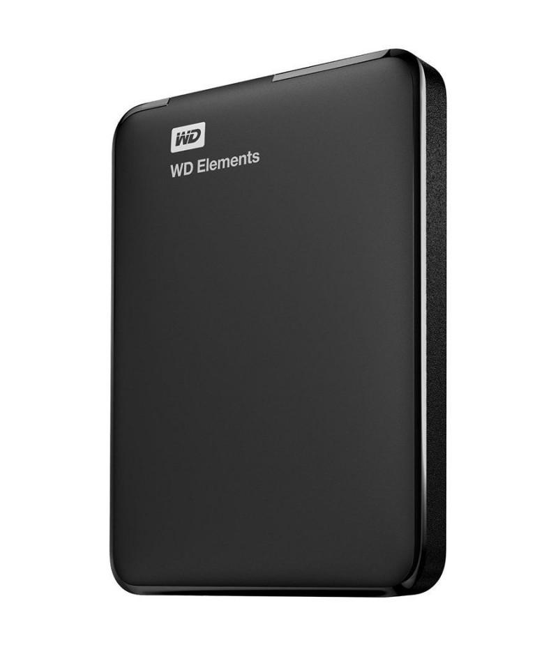Твърд диск външен WD Elements Portable 2TB USB 3.0 BU6Y0020BBK-WESN
