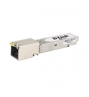 Мрежов компонент D-Link SFP 10/100/1000 BASE-T Copper Transceiver DGS-712