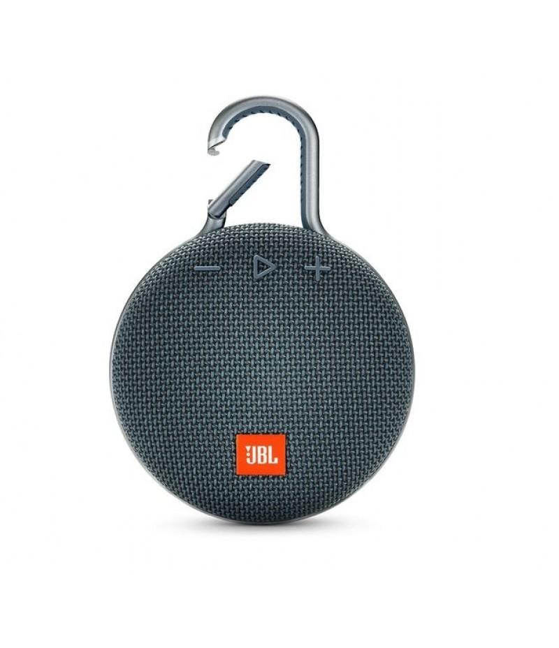 Тонколони JBL CLIP 3 BLU ultra-portable and waterproof Bluetooth speaker JBLCLIP3BLU